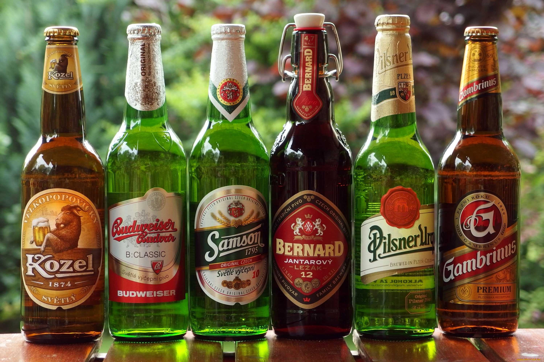 Пиво марки с картинками